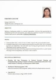 Collection of Solutions Sample Resume For Hotel Management Fresher For  Layout