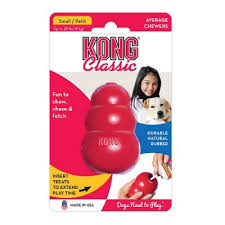 "<b>KONG CLASSIC</b> - <b>Игрушка</b> для собак ""КОНГ"""