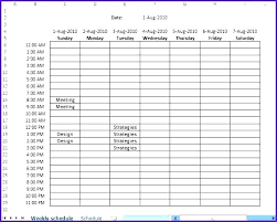 Class Schedule Template Online College Class Schedule Maker Excel Template Planner Lytte Co