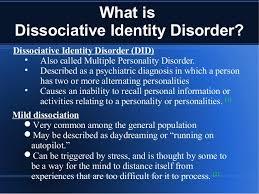 dissociative identity disorder essay conclusion << custom paper  dissociative identity disorder essay conclusion
