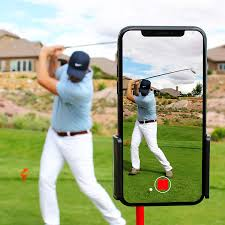 Winning Putt Light And Sturdy Box Holen1 Golf Cell Phone Clip Holder And Training Aid To Video Record Swing Clips To Golf Alignment Sticks And Golf Club Shaft Works With Any Iphone