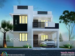 Modern Simple Portico Designs Super Cute Small Contemporary Home Kerala House Design