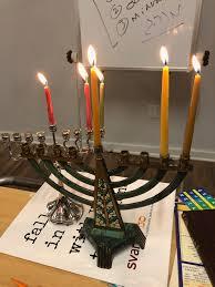 Yom Kippur 2017 Candle Lighting Speaking For G D The Meta Miracle Of Chanukah Jewschool
