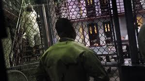 tariq ba odah s eight year hunger strike at guantanamo bay a u s military guard watches detainees at guantanamo bay where tariq ba odah has been on hunger strike for eight years credit john moore getty