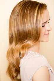 from victory rolls to that 60s hair flip go retro with these simple vine