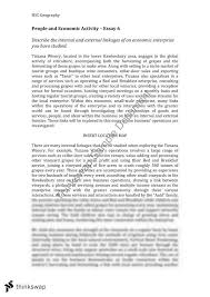 people and economic activity essay full essay year hsc  people and economic activity essay 6 full essay