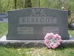Violet Christine Cleaver Kerfoot (1923-1999) - Find A Grave Memorial