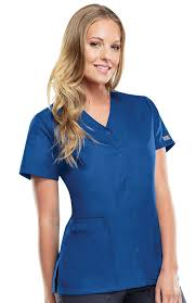 cherokee iron works t shirt cherokee workwear originals womens snap front 2 pocket solid scrub top