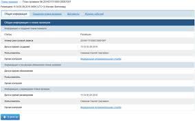 Контроль и аудит в сфере закупок Руководство пользователя  Рис 11 Вкладка Общая информация карточки плана проверок