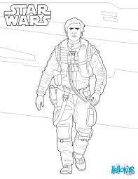 Small Picture Poe dameron star wars coloring pages Hellokidscom