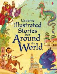 Illustrated Stories from Around the World - Lesley Sims - 9781409516491