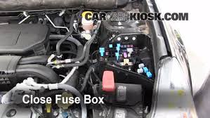 blown fuse check 2010 2014 subaru legacy 2011 subaru legacy 2 5i 2011 subaru outback wiring diagram 6 replace cover secure the cover and test component