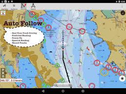 I Boating Marine Navigation Maps Nautical Charts Apk For