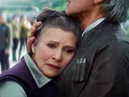carrie fisher movies. Perfect Carrie Cantina Talk Disney Wonu0027t CGI Carrie Fisher Into Future Star Wars Movies Throughout A