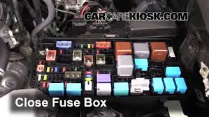 replace a fuse 2010 2016 toyota 4runner 2015 toyota 4runner sr5 6 replace cover secure the cover and test component