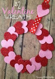 valentines office ideas. dollar store diy valentine scatter wreath valentines office ideas