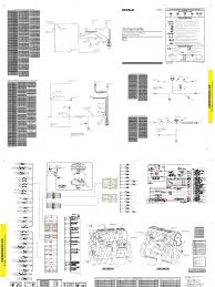 cat c12 c13 c15 electric schematic c15 diagrama electrico