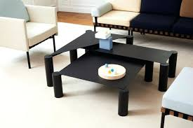 create coffee table max enrich pairs bulky legs with slender surfaces to create nesting coffee tables make your own coffee table book south africa