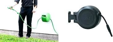 automatic water hose reels water hose reel garden hose holder automatic hose reel garden hose holder garden hose gv tools 20m auto retractable water