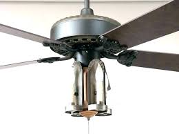 post primitive ceiling fans country