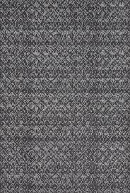dark grey area rug contemporary ironwork collection power loomed wool art silk in black intended for 31
