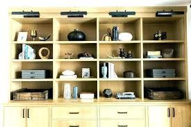 pottery barn wall shelf studio shelves built in wooden and bookshelf hooks whit pottery barn wall shelf