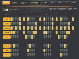 It allows you to adjust tone and pitch while producing the beats and you can also add grooves to the patterns. The 100 Best Music Making Apps Best Drum Machine Beat Apps Musictech