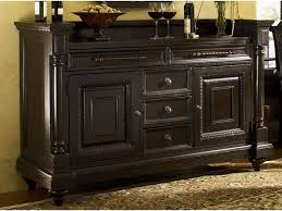 Kitchen Buffets Furniture Dining Room Buffet Black Vintage White Or Black Sideboard Buffet