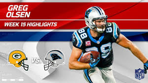 Greg Olsen Highlights