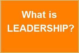 Define Team Leader What Is Leadership