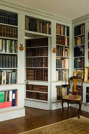 SECRET DOOR  library bookcases are a great location for hidden doorways,  splendor in the south.