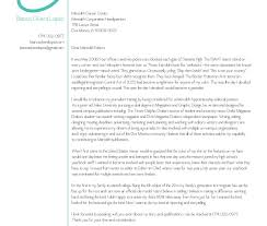 Cover Letter Journalism Broadcast Tips Example Sports Examples
