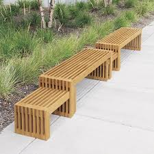 Small Picture 157 best Contemporary Garden Benches images on Pinterest Garden