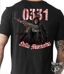 Usmc 0331 Us Marine 0331 Machine Gunner Grim Reaper Shirt