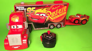 cars 3 mack lightning mcqueen buddy pack remote control mack disney pixar cars 3 toys toys r us