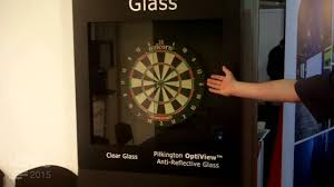 ise 2016 nsg group shows off pilkington optiview anti reflective glass