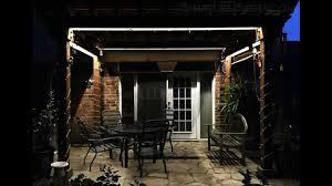 pergola lighting ideas. Fresh Diy Ideas For Lighting 11313 Pergola Uk . S