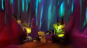 dota 2 pugna clinkz monsters fantasy games