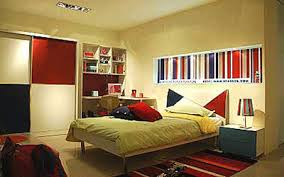teen bedroom ideas yellow. Teenage Bedroom Ideas, Wall Decorating With Shelves, Red And Blue Boys Room  Decor Teen Ideas Yellow