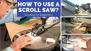 Universal Scroll Saw Blade Chart How To Use A Scroll Saw Learn The Universal Methods Best