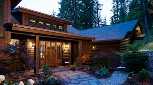 Lake House in Sandpoint Idaho Mountain Architects Hendricks