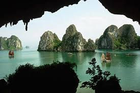 Image result for halong bay caves images