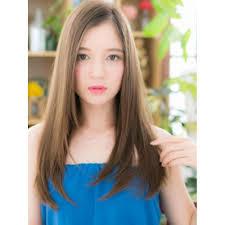 外国人風カラーのしっとり美髪ストレート Cover Hair Bliss 北浦和西口