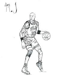 Nike Air Jordan Coloring Page Shoes Chronicles Network