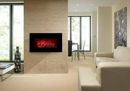 brilliant wall mount fireplace design