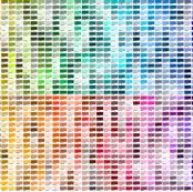 Full Color Chart Color Chart Color Map 3 Designs By Artbyjanewalker