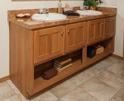 Creative Craftsman Style Bathroom Vanity Furniture Design Ideas ...