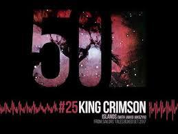 <b>King Crimson</b> - <b>Islands</b> (Jakko Jakszyk Vocal) [50th Anniversary ...