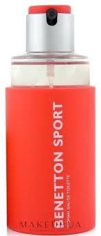 <b>Benetton Sport Women</b> - <b>Туалетная</b> вода (тестер без крышечки ...