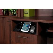 printer stand file cabinet. Shop Achieve L Shaped Desk With Printer Stand File Cabinet In Sweet Cherry - Free Shipping Today Overstock.com 10837364